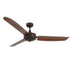 Stropný ventilátor Lucci Air Airfusion Carolina 211017
