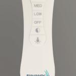 Stropný ventilátor Fanaway EVO 1 LED 211036