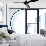 Stropný ventilátor  Bayside Jetstream 213021