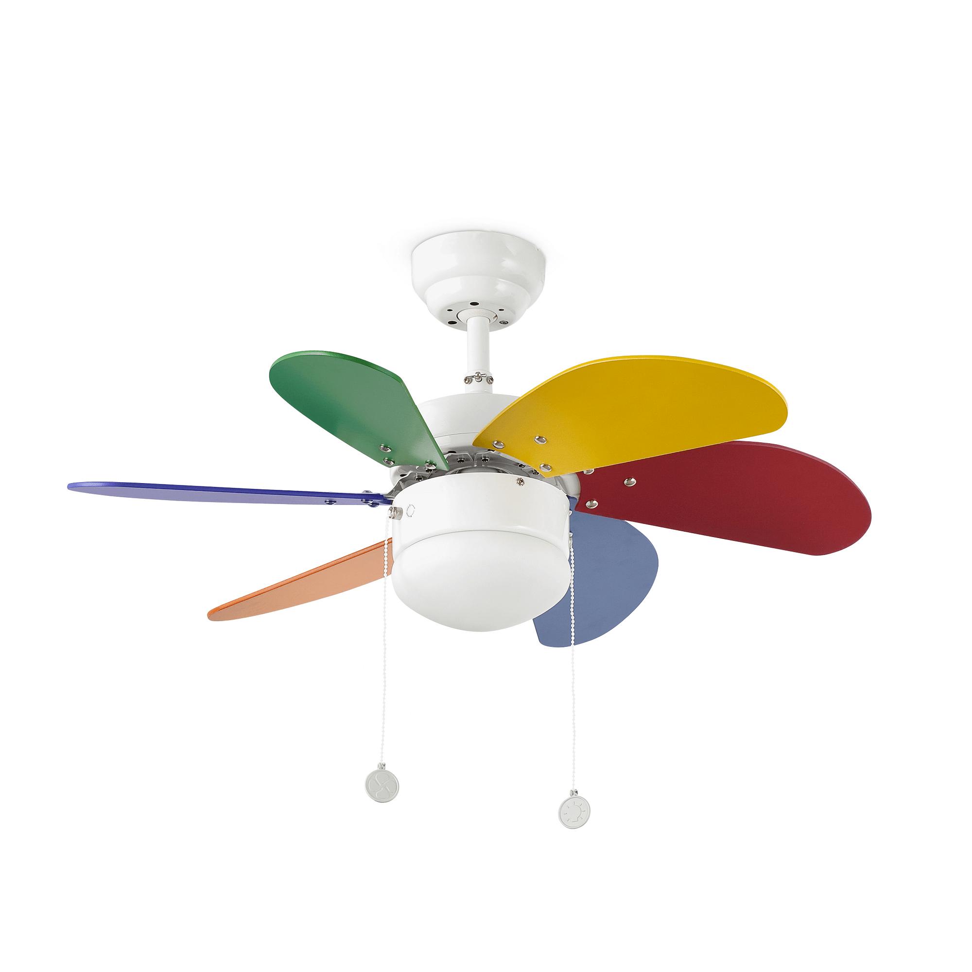 Stropný ventilátor FARO PALAO 33179