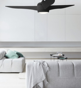 Stropný ventilátor Lucci Air Airfusion Nordic LED 512910