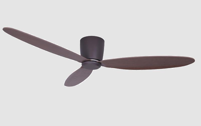 Ventilátor s nízkym profilom