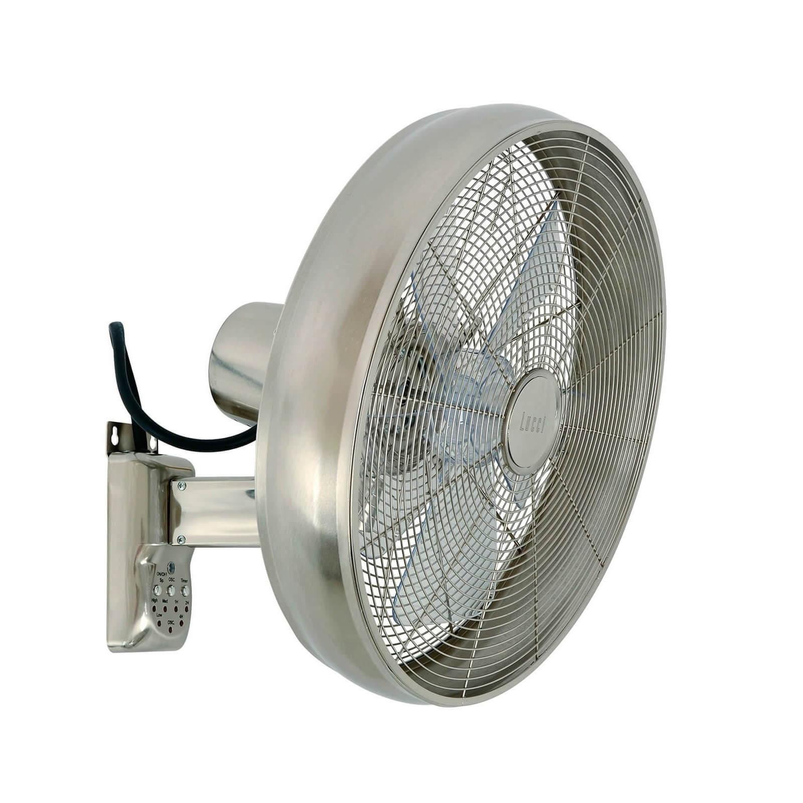 Nástenný ventilátor Lucci Air Breeze 213126EU